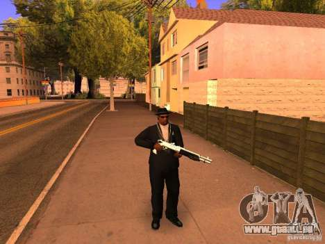 Sound pack for TeK pack für GTA San Andreas zweiten Screenshot