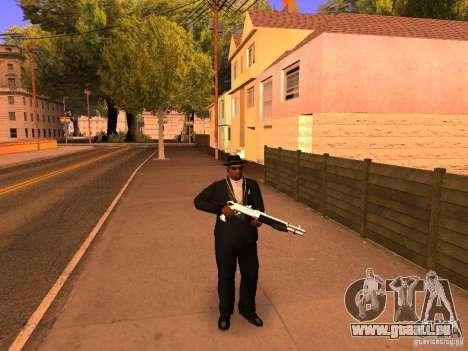 TeK Weapon Pack für GTA San Andreas zweiten Screenshot