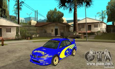 Subaru Impreza STi WRC wht2 für GTA San Andreas
