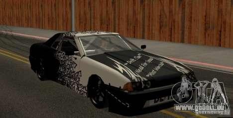 Vinyls pour Elegy pour GTA San Andreas