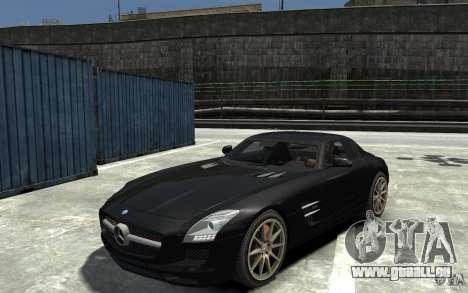Mercedes-Benz SLS AMG 2011 v3.0 für GTA 4