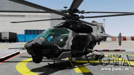 Hélicoptère C.E.L.L. pour GTA 4