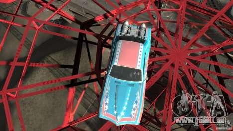 Afterburner Flatout UC für GTA 4 rechte Ansicht