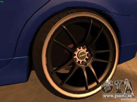 Dodge Neon SRT4 2006 pour GTA San Andreas vue arrière