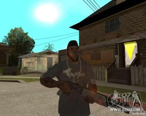 SPAS-12 für GTA San Andreas