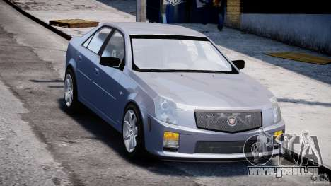 Cadillac CTS-V für GTA 4