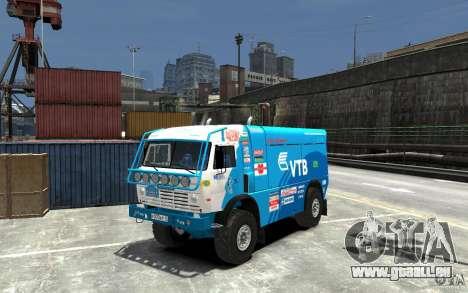 KAMAZ 4911 Rally MASTER für GTA 4