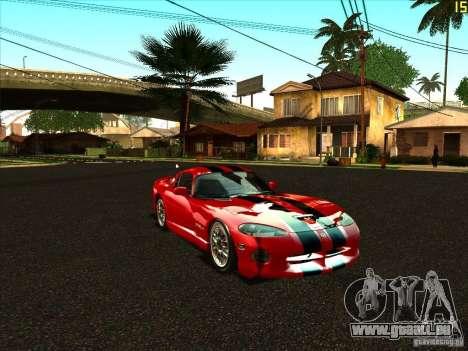 ENBSeries v1.6 pour GTA San Andreas troisième écran