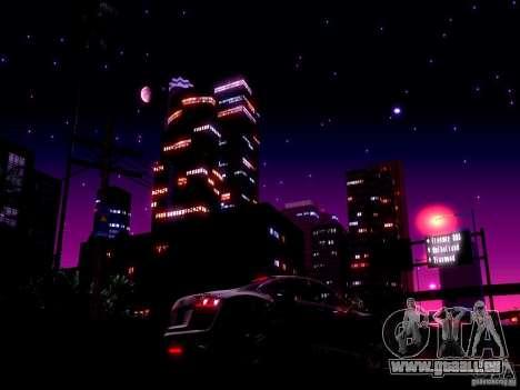 Ciel étoilé V 2.0 (solo) pour GTA San Andreas