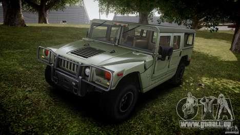 Hummer H1 Original für GTA 4