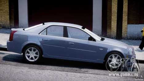 Cadillac CTS-V für GTA 4 linke Ansicht