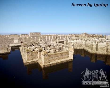 Ancient Arabian Civilizations v1.0 pour GTA 4 secondes d'écran