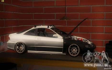 Honda Integra JDM pour GTA San Andreas laissé vue