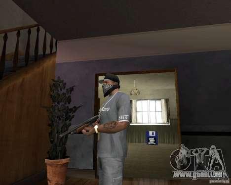 ShotGun für GTA San Andreas zweiten Screenshot