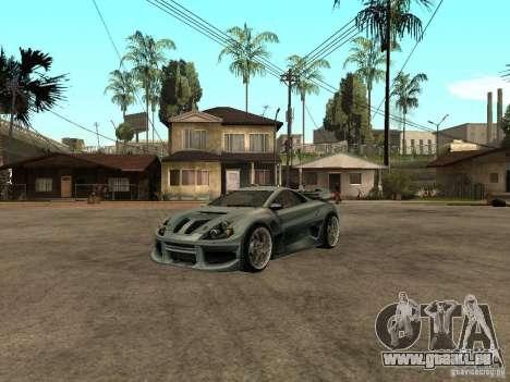 CyborX CD 10.0 XL GT v2.0 pour GTA San Andreas