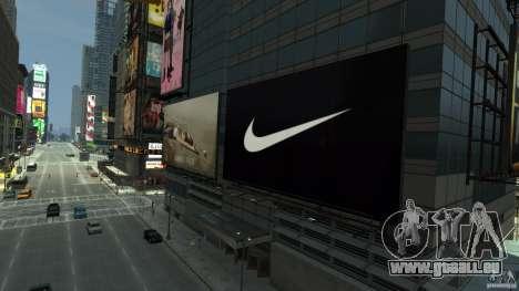 Time Square Mod für GTA 4