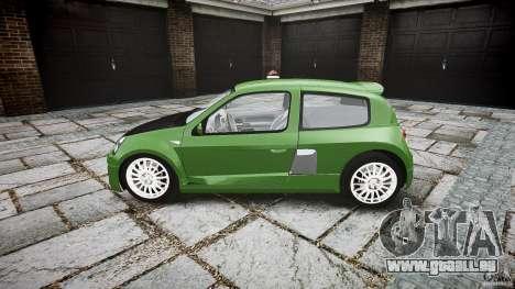 Renault Clio V6 pour GTA 4 est une gauche