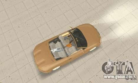 Chrysler Cabrio für GTA San Andreas rechten Ansicht