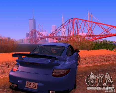 Real World ENBSeries v2.0 für GTA San Andreas zweiten Screenshot