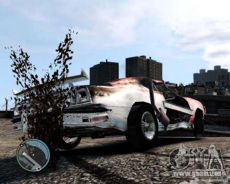 Flatout Shaker IV pour GTA 4 Vue arrière de la gauche