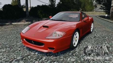 Ferrari 575M Superamerica [EPM] pour GTA 4