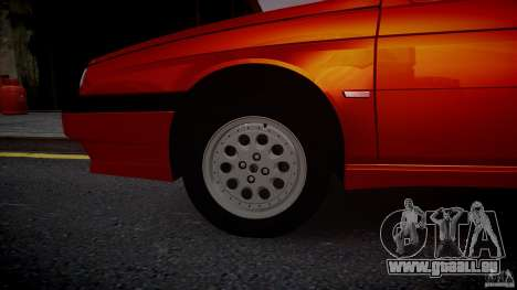 Alfa Romeo 155 Q4 1992 für GTA 4 rechte Ansicht