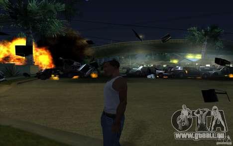 Dessin pour GTA San Andreas deuxième écran