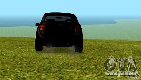 LADA Granta v2.0 pour GTA San Andreas vue de droite