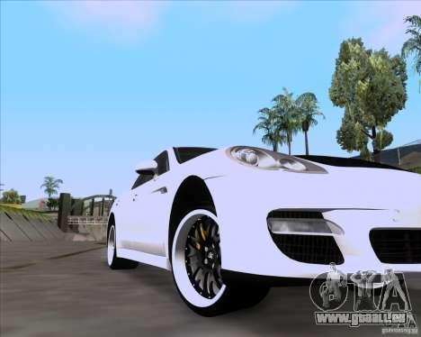 Porsche Panamera 970 Hamann pour GTA San Andreas vue de droite