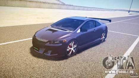 Honda Civic Si Tuning für GTA 4