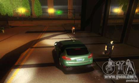 iPrend ENBSeries v1.1 BETA für GTA San Andreas siebten Screenshot