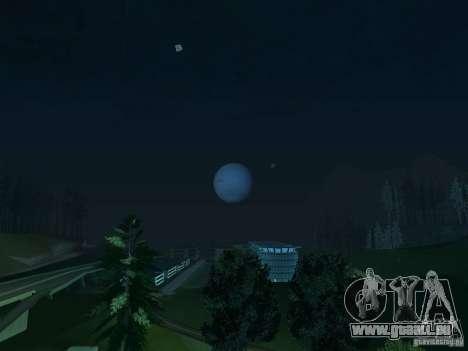 Lune : Neptune pour GTA San Andreas