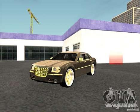 Chrysler 300C dub edition pour GTA San Andreas