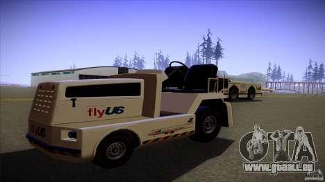 Air Tug from GTA IV für GTA San Andreas