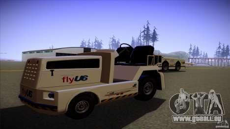 Air Tug from GTA IV für GTA San Andreas