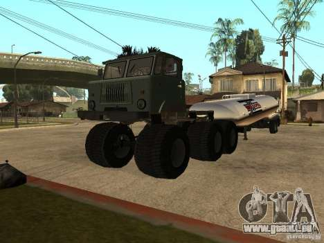GAZ 66 Saiga pour GTA San Andreas