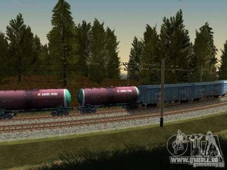 Wagon-citerne no 51179257 pour GTA San Andreas