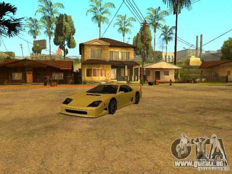 Spawn-Autos für GTA San Andreas dritten Screenshot