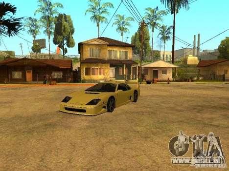 Voitures de frai pour GTA San Andreas troisième écran