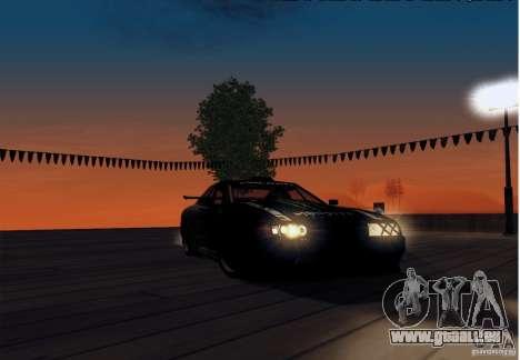 ENBSeries FS by FLaGeR v 1.0 pour GTA San Andreas sixième écran