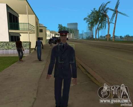 Russischer Polizist für GTA Vice City dritte Screenshot