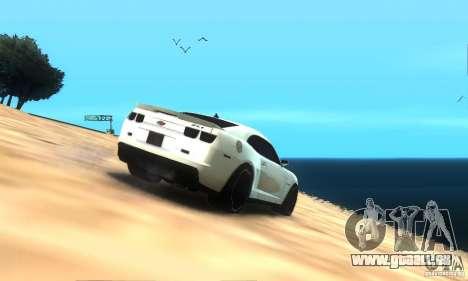 ENB by rybamolot pour GTA San Andreas quatrième écran