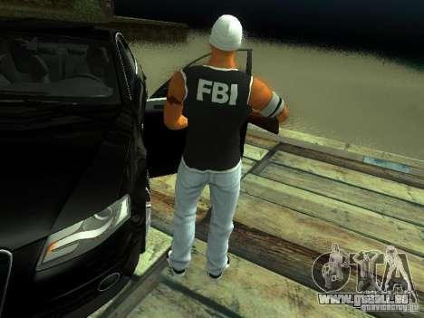 Junge FBI 2 für GTA San Andreas