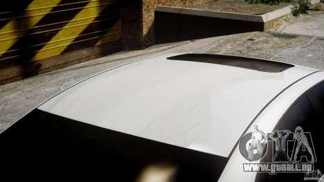 Audi S8 D3 2009 für GTA 4-Motor
