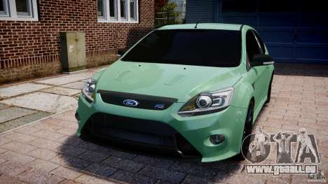 Ford Focus RS pour GTA 4