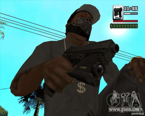 Glock new version pour GTA San Andreas