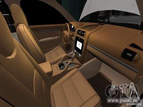 Porsche Cayenne Turbo 2003 v.2.0 pour GTA 4 est une vue de dessous