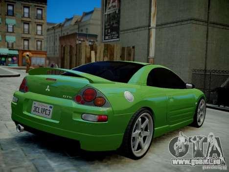 Mitsubishi Eclipse GT-S v1.0 für GTA 4 rechte Ansicht