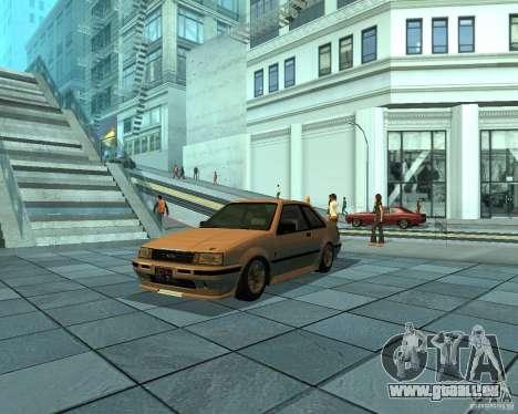 Futo von GTA 4 für GTA San Andreas
