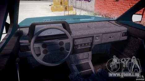 Volkswagen Gol GL für GTA 4 rechte Ansicht